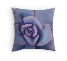 Purple Pearl Throw Pillow