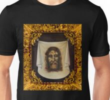The Shroud Of Santo Domingo Unisex T-Shirt