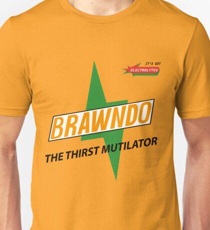 Brawndo - The Thirst Mutilator Unisex T-Shirt