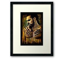 Drogo Framed Print