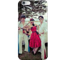 Rockabilly Heaven iPhone Case/Skin