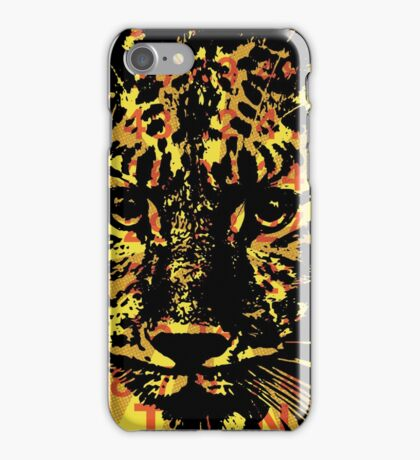 Endangered Species - Amur Leopard iPhone Case/Skin