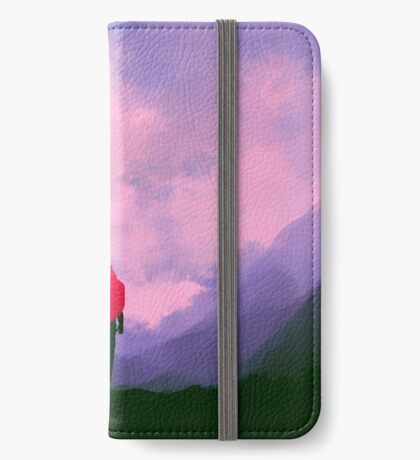Anomaly in Hue iPhone Wallet
