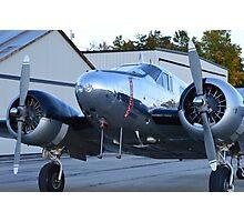 Navy Plane Photographic Print