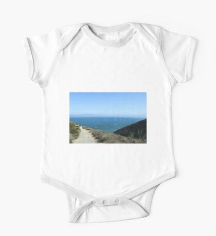 Cabrillo National Monument, San Diego, California One Piece - Short Sleeve