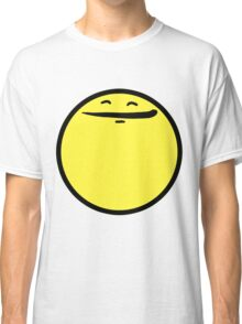 Happy Face (Yellow) Classic T-Shirt