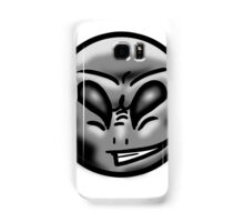 Alien Face (Grey) Samsung Galaxy Case/Skin