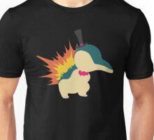 Cyndaquil Minimalist Unisex T-Shirt