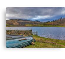 Watendlath Tarn Lake District Canvas Print