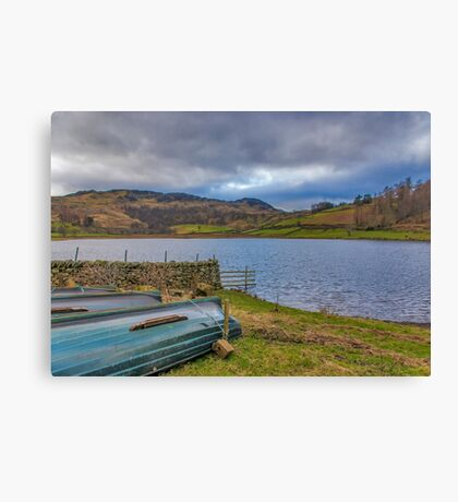 Watendlath Tarn Lake District Canvas Print