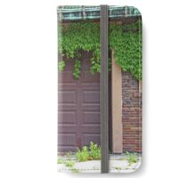 Old West End Mary Manse College Power Plant III  iPhone Wallet/Case/Skin
