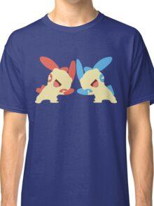 Plusle & Minun Minimalist Classic T-Shirt
