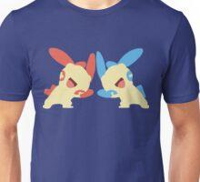 Plusle & Minun Minimalist Unisex T-Shirt