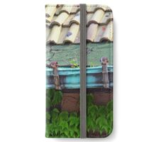 Old West End Mary Manse College Power Plant Roof  iPhone Wallet/Case/Skin