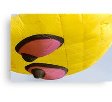 colorful kites octopus flying in the sky Canvas Print