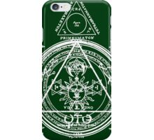 Arcane Circle iPhone Case/Skin