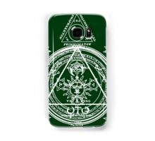 Arcane Circle Samsung Galaxy Case/Skin