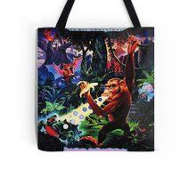 Toki: Going Ape Spit - SEGA Genesis Box Art Tote Bag