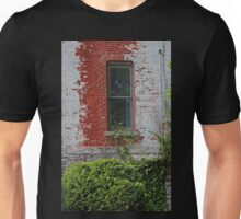 Old West End Mary Manse College- Terrault House Window Unisex T-Shirt