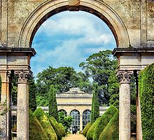 Pathway to the Orangery  by Vicki Field