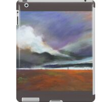 Outback storm with twisters  iPad Case/Skin