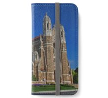 Old West End Our Lady Queen of the Most Holy Rosary Cathedral II- horizontal iPhone Wallet/Case/Skin