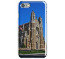 Old West End Our Lady Queen of the Most Holy Rosary Cathedral II- vertical iPhone Case/Skin