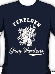 Ferelden Grey Wardens - Dragon Age T-Shirt
