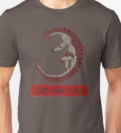 The Circular Old Mountain Dragon Unisex T-Shirt
