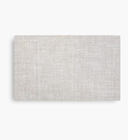 canvas texture Canvas Print