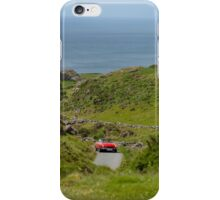 The Three Castles Welsh Trial 2014 iPhone Case/Skin