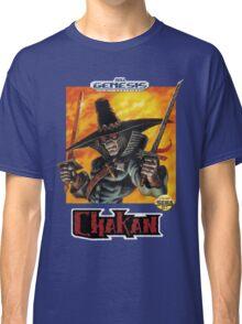 Chakan - SEGA Genesis Box Art Classic T-Shirt