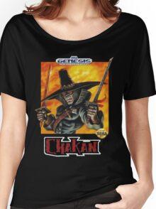 Chakan - SEGA Genesis Box Art Women's Relaxed Fit T-Shirt