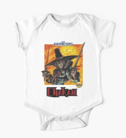 Chakan - SEGA Genesis Box Art One Piece - Short Sleeve