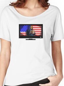 New World Order Women's Relaxed Fit T-Shirt
