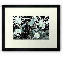 Nyarlathotep Framed Print
