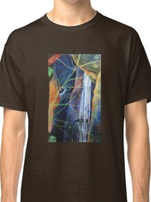 Falls St Bernards Tamborine -pastel Classic T-Shirt