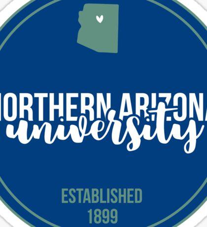 Northern Arizona University - Style 17 Sticker