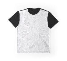 Zen Doodle 2A Snow White Graphic T-Shirt