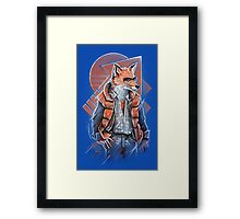 MJ Fox Framed Print