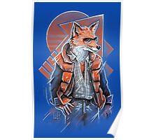 MJ Fox Poster