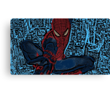 With Great Power Canvas Print