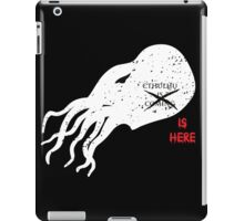 Cthulhu Is Here iPad Case/Skin