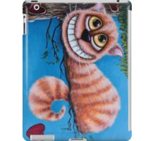 The Cheshire Cat iPad Case/Skin