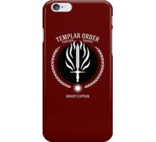 Dragon Age - Templar Order (Knight-Captain) iPhone Case/Skin
