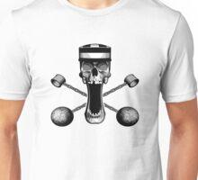 Prison Skull Unisex T-Shirt