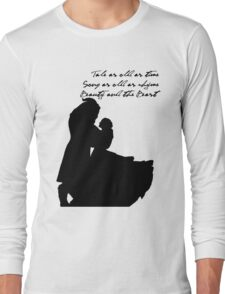Tale as old as time Long Sleeve T-Shirt