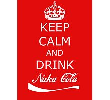 Drink Nuka Cola Photographic Print