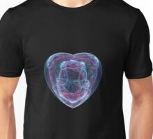 Chrystal Heart Unisex T-Shirt