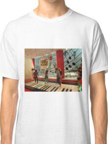 The Big Piano, FAO Schwarz Toy Store, New York City Classic T-Shirt